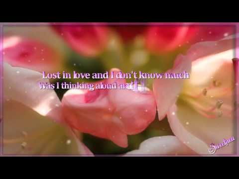 Lost In Love   Air Supply With Lyrics) video