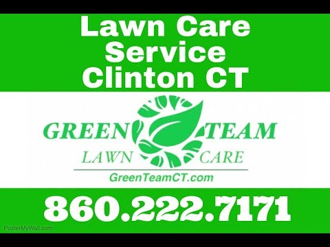 Lawn Care Mowing Service Clinton CT