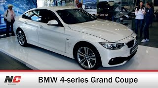 BMW 4-series Grand Coupe. Презентация / Nice-Car.Ru
