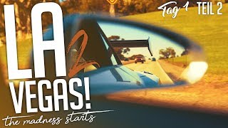 JP Performance - Los Angeles to Vegas! | the madness starts | Tag 1 | Teil 2