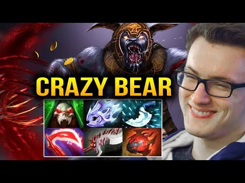 MiRACLE CRAZY Ursa 800GPM Party Game Dota 2