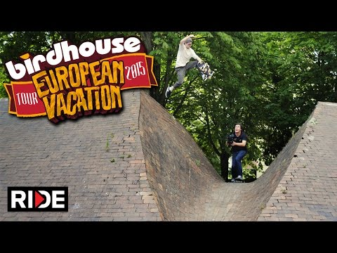 Birdhouse Skateboards European Tour 2015 - Part 2 of 3