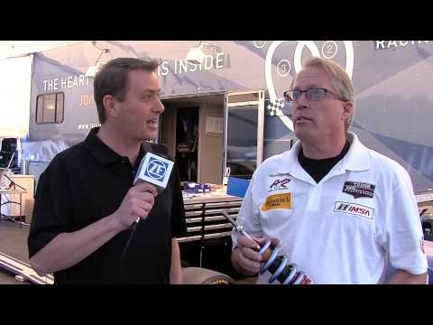 ZF Race Reporter USA 2014 - 12 Hours of Sebring 2/3