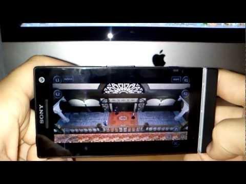 Sony Xperia S- Emulador PlayStation y Juegos / Parte 4