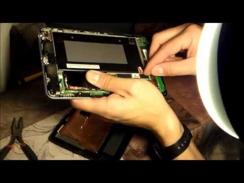How to Fix Nexus 7 charging port. headphone jack. Speakers Guide