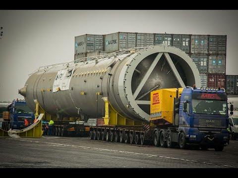 MTD Skuratowicz Białoruski Reaktor [Transport Ciężki I Ponadgabarytowy ]