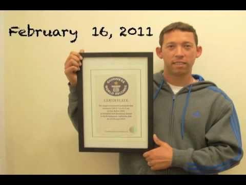 Longest Basketball Shot (From Level Ground) Elan Buller's Guinness World Record