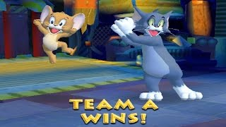 tom and jerry cartoon game tv ✦ funny cartoon game for kids ✦ tom jerry Vs big jerry puppy