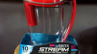 My Experience with the brand new Brita Stream!