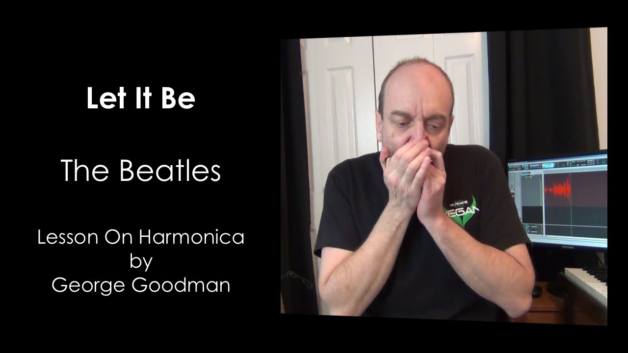 Let It Be - How To Play On Harmonica with Tabs - YouTube