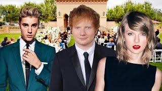 Top 9 Celebrity Wedding Crashers! | Hollywire