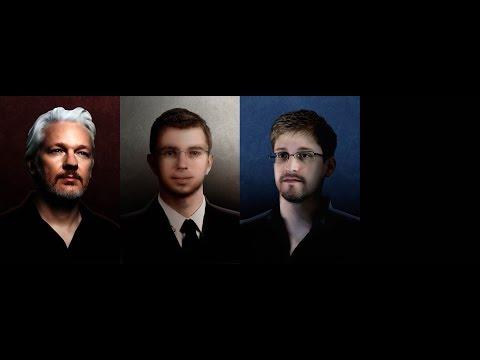 Laibach - The Whistleblowers 2.0 - Assange+Snowden+Manning +...version