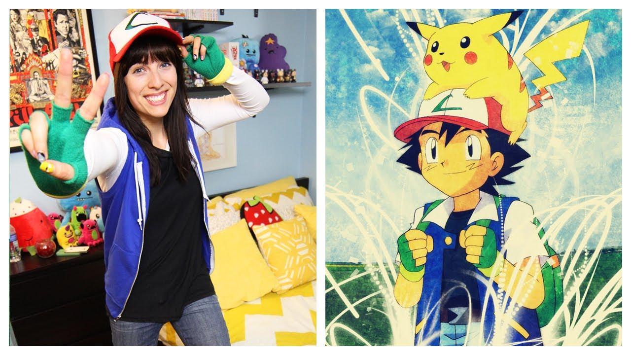 Pokemon Ash Ketchum Costume Pokemon Ash Ketchum Costume