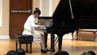 Schumann Variation Op.1