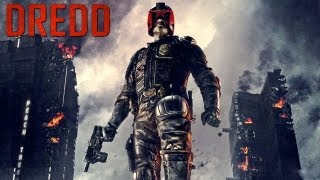 Dredd - Dredd 3D - Movie Review by Chris Stuckmann