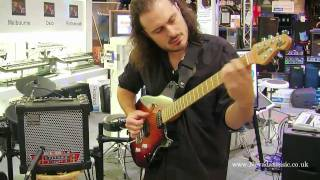 Roland Cube 40 XL Series Amps - Alex Hutchings @ PMT