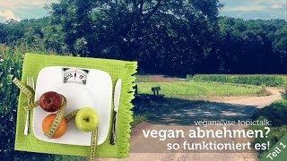 Vegan abnehmen?