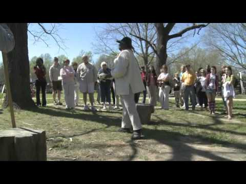 Colonial Williamsburg: 30th Anniversary of African American Programming Video