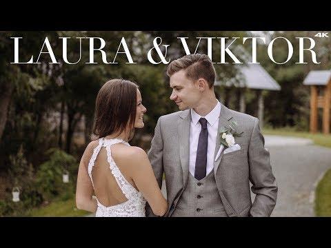 Laura & Viktor Esküvői Film - 2019. Graefl Major, Kétútköz - 4K