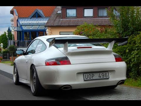 Porsche 996 GT3 (RS) Full Accelerations!