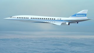 Faster than sound: US aerospace company unveils surpersonic plane