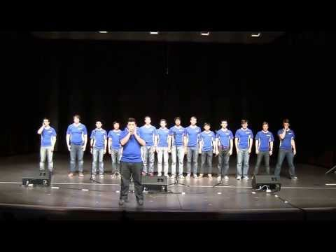 The G-Men: 2013 ICCA Semifinals (Radioactive / Settle Down / Everybody Loves Me)