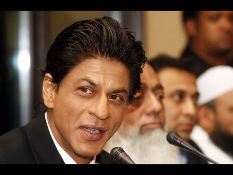 Shah Rukh Khan launches Dh2.3bn real estate project in Dubai.