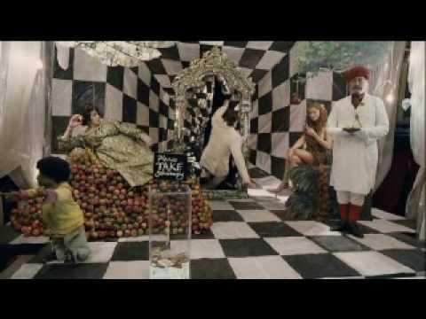 The Imaginarium of Dr Parnassus Trailer