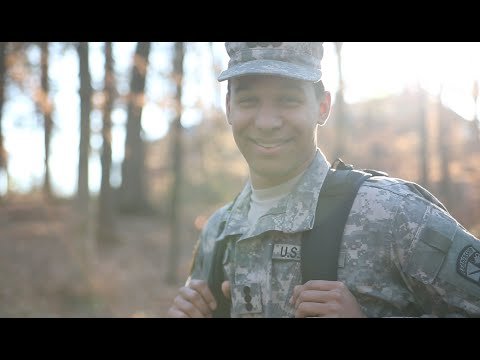 A Day in the Life | ROTC Cadet