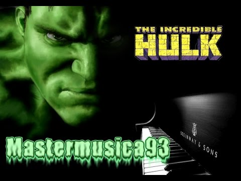 Sigle dei cartoni animati: L'incredibile hulk
