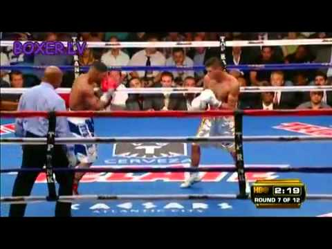 Yuriorkis Gamboa vs Ponce de Leon Part 2 - HBO Music Videos