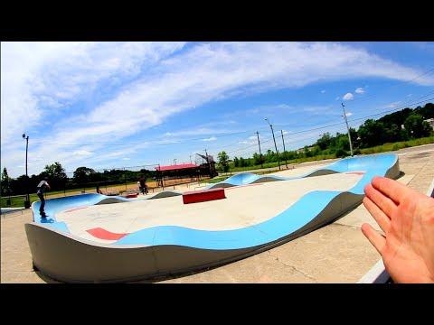 """Extreme"" Skatepark Located!"