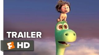 Video clip The Good Dinosaur