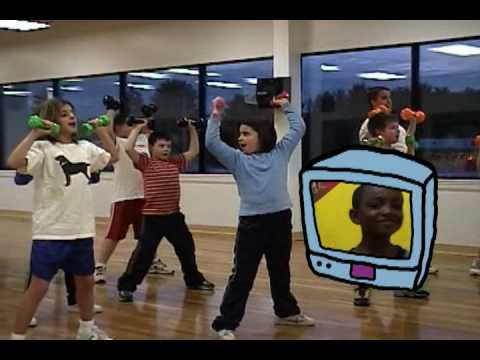 Health:  Exercise | JoJo's DreamCart | Kids Show