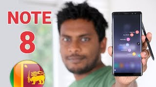 Samsung Galaxy Note 8 in Sri Lanka - Highlight Features