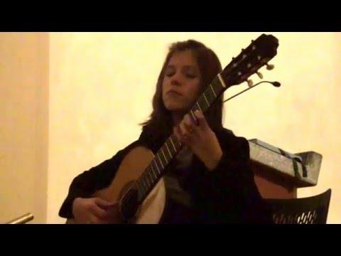 Anaïs D'Andrea - Cavatina - Stanley Myers