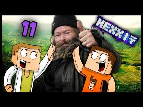 [Minecraft] Hexxit - ep. 11 - Stále sme bezdomovci!