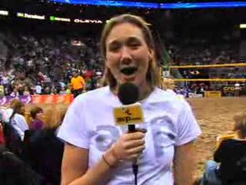 ... MO with AVP pro and 2008 Beijing Olympic front-runner Kerri Walsh
