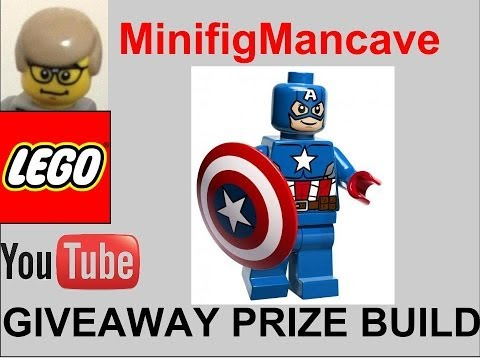 {LIVE} Building my LEGO Giveaway Prize!