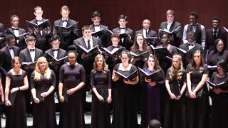 Shout For Joy - SVA at Andrews Choir Fest 2016