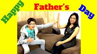 father's day greetings special video with quote and funny dad jokes