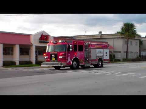 Ladder Truck - Pretty In Pink