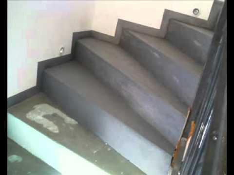 Revetement Escalier Béton - Escalierenfer.Com