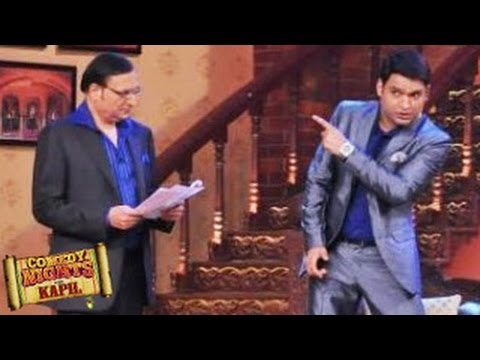 Rajat Sharma's SHOCKING QUESTIONS On Comedy Nights With Kapil 12th April 2014 FULL EPISODE