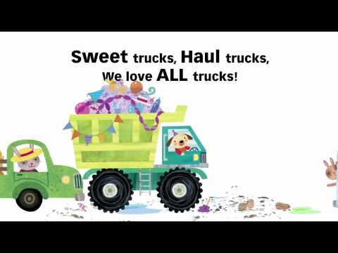 Tons of Trucks animated trailer