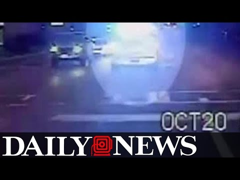New Dash Cam Video of Laquan McDonald Running From Cops Before Being Shot
