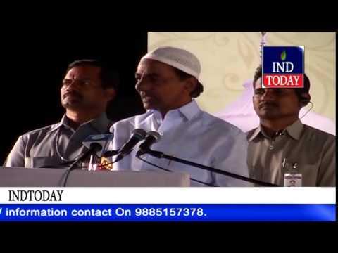 Honorable CM K. Chandrashekhar Rao - Urdu Full Speech at Jamia Nizamia's 100th Anniversary,Hyderabad