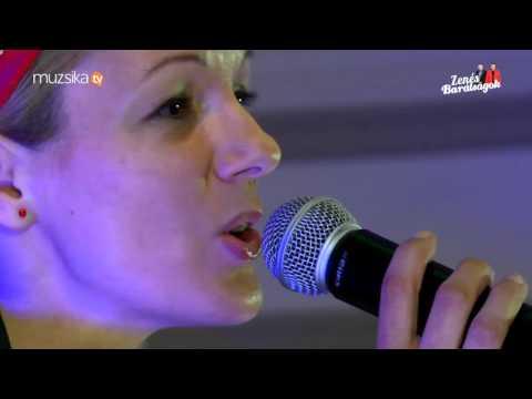 Magyar Rózsa - Édesapa (Zenés Barátságok TV Műsor)