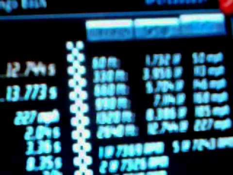 Drag Racing Koenigsegg Agera R 1-2 mile Tune