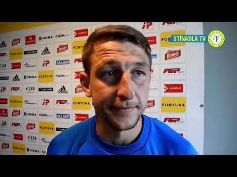 Rozhovor s Janem Krobem po utkání v Olomouci (21.4.2019)